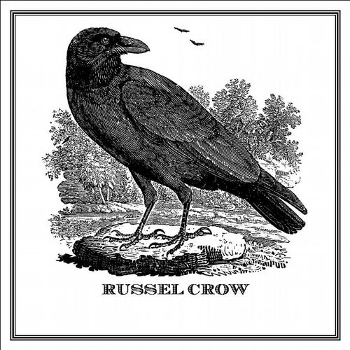 Zoomorphic' Greeting Card Russell Crow